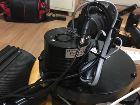 SXVR-H18 + Filter wheel + LRGB + OAG