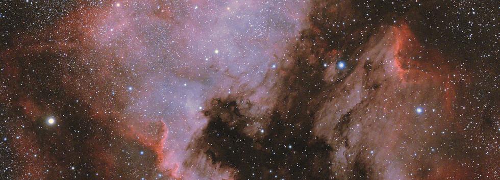 NGC7000 Resion