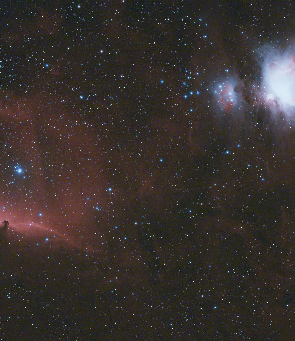 NGC434 / M42 Resion