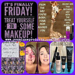 Say What_ Yes it's this good! #Younique #RockStarBeauties #freegiftwithkudos #adoreherbundle