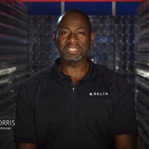 Cedric Morris proud Technician!