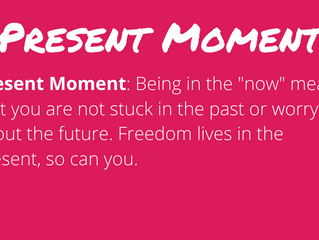 Step 6 Present Moment week 2