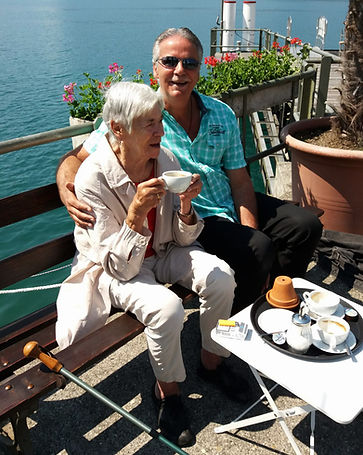 Thomas Studer mit Sonja Studer, Begleitu