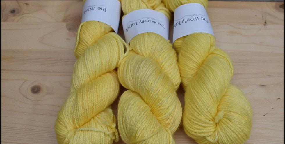 Forsythia - DK merino bamboo yarn