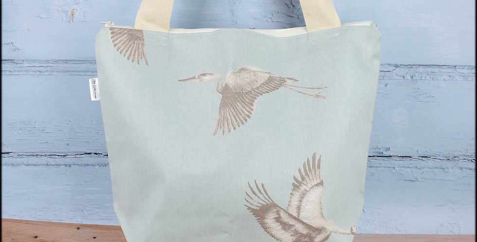 Extra large project bag - cranes