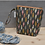 Thumbnail: Sock project bag - feathers