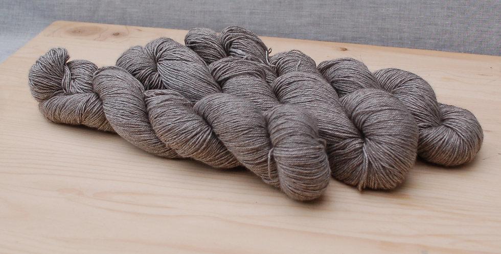 Natural yak - merino yak silk yarn