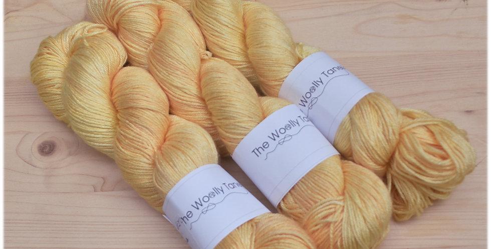 Honeysuckle - merino silk yarn