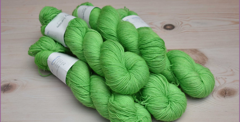 500g Verdant - 4ply blue faced leicester yarn