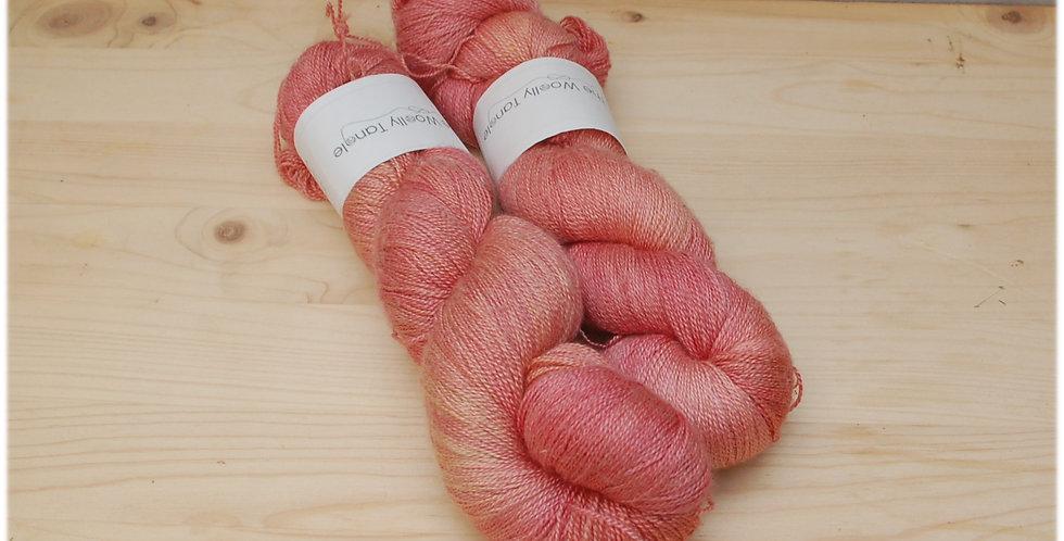 Geum - laceweight merino silk yarn