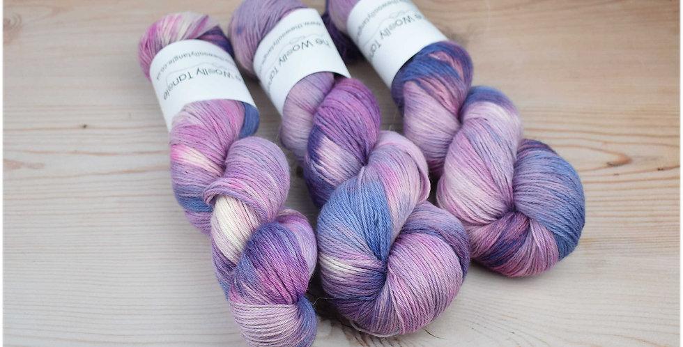 Lavender fields - Alpaca Merino 4 ply