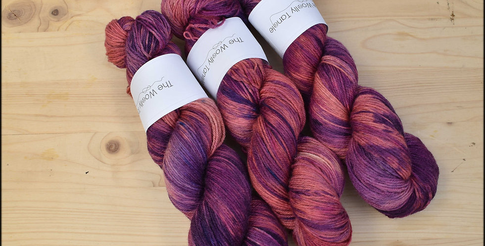 Summer pudding - 4ply poldale silk