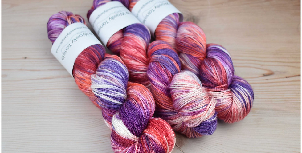 Summer pudding - merino silk 4ply