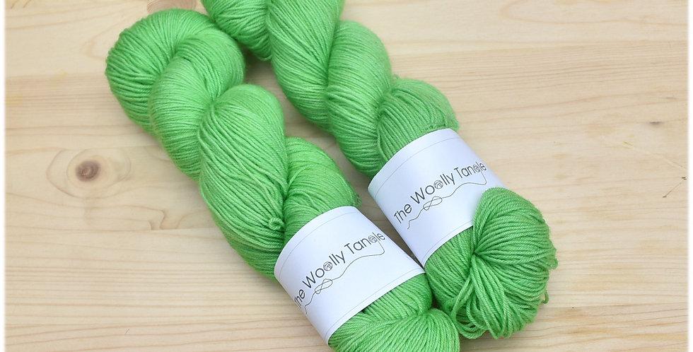 Verdant - 4ply blue faced leicester yarn