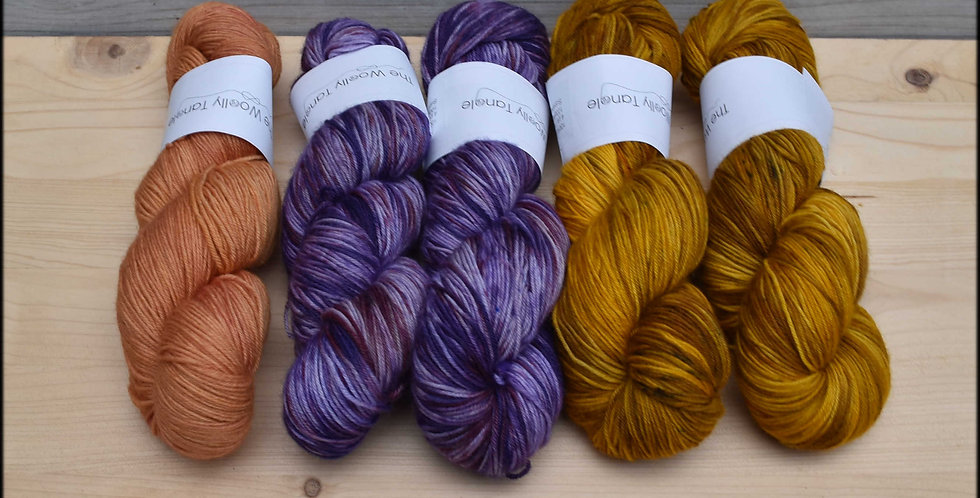 Clearance - Polwarth 4ply