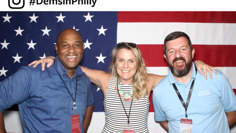 Democratic Convention Philly