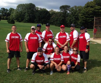 Softball Champs Philly