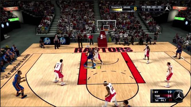 NBA2K for XBOX -THedcshtr