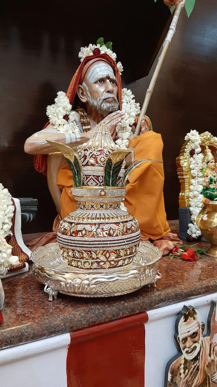 என் வாழ்வில் மஹாபெரியவா-086 சரணாலயம் பிறந்தது