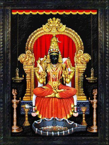 சக்தி பீடம் இரண்டு காஞ்சி காமாட்சி காஞ்சி காமாட்சி கோவில் வரலாறு
