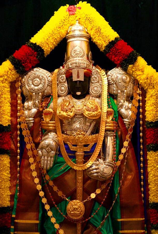 மஹாபெரியவா பார்வையில் திருப்பதியில் கோவில் கொண்டுள்ளது பெருமாளா முருகனா இல்லை அம்பாளா