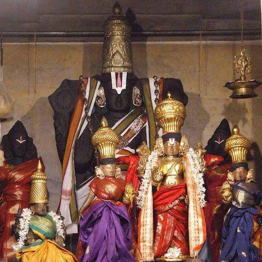 திவ்ய தேச திருத்தலம் திரு கூடலூர் (ஆடுதுறை)