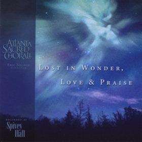 Lost in Wonder, Love & Praise