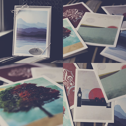 Artistic Notecards