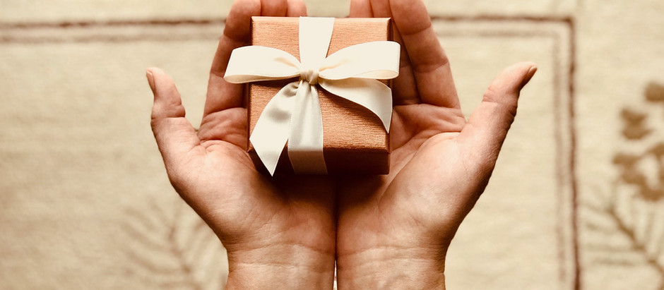 A GIFT TO GIVE