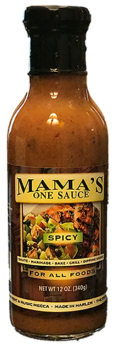 Mama's One Sauce - Spicy