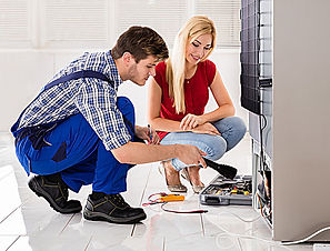 Refrigerator Repair by Comfort Home Appliance