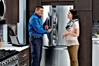 Refrigeration Repair Specialist by Comfort Home Appliance
