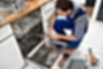 viking dishwasher repairman image - Goog