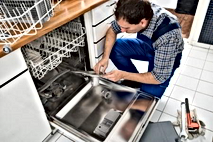 viking dishwasher repairman image - Goog