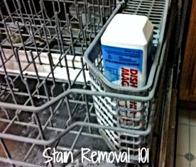 Dishwasher Maintenance & Repair