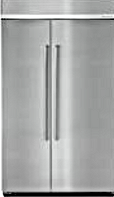 Built-in Refrigerator repair by Comfort Home Appliance