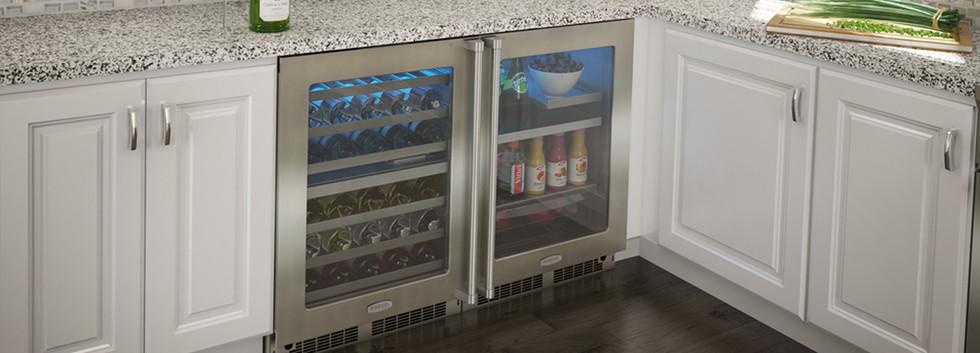 Marvel undercounter fridge repair