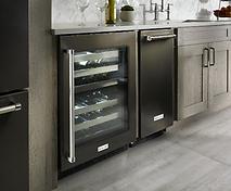 Kitchenaid Undercounter fridge repair service