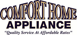 Comfort Home Appliance, LLC Logo