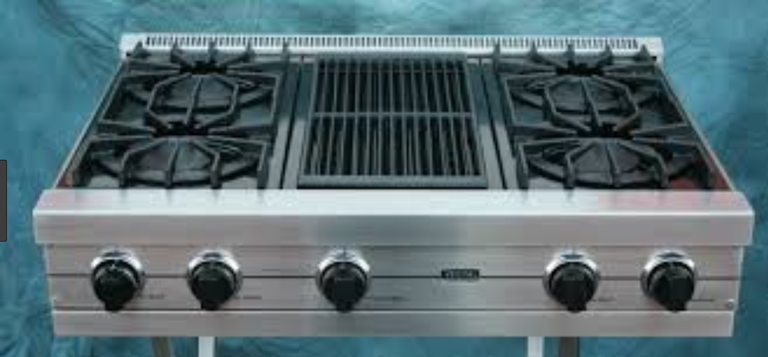Viking Range Top Repair Service