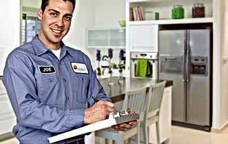 Refrigerator Repairman by Comfort Home Appliance