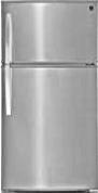 Top Freezer Refrigerator Repair by Comfort Home Appliance