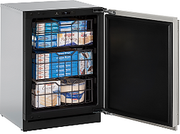 U-Line Refrigeration Undercounter Freeze