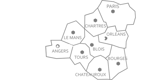 map Baetis