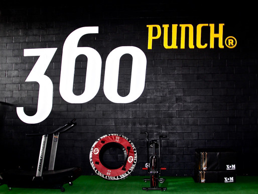 Boxing Gym Montreal | 360 Punch
