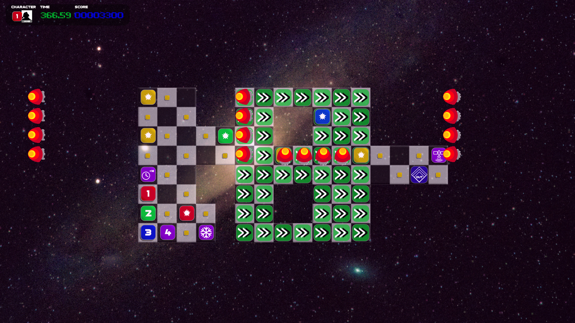 Level 14 Hyper Space