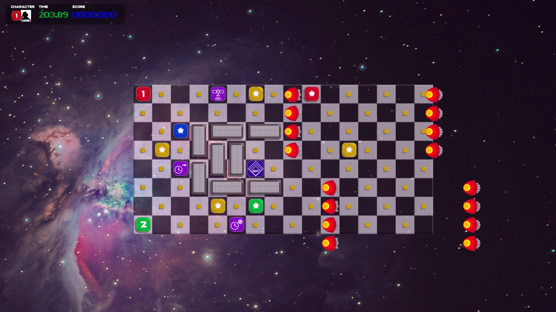 Level 3 Hyper Space