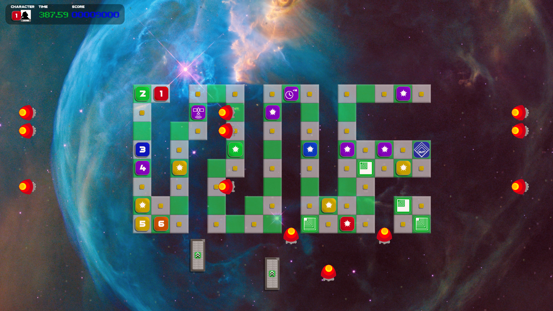 Level 17 Normal Space