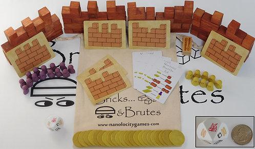 Deluxe 4 player Bricks & Brutes kit