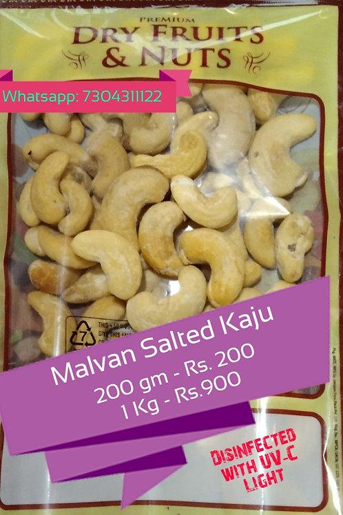 Malvan Salted Cashew 1 kg